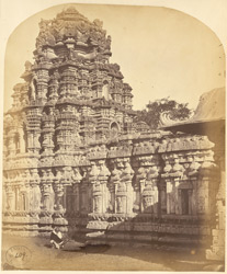 Vimana of the Someshvara Temple, Kolar
